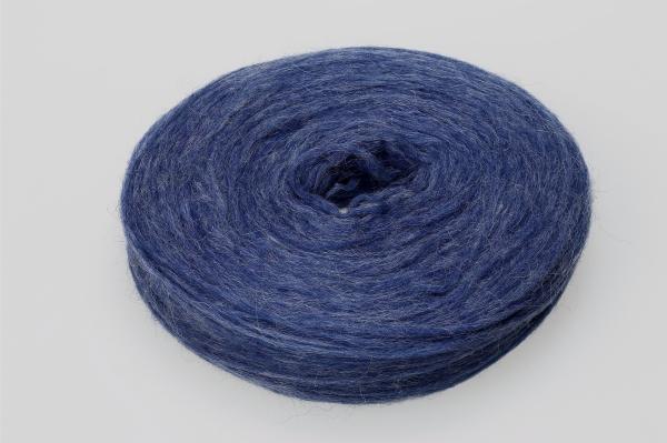 Plattenwolle - Nr. 1052 - jeansblau